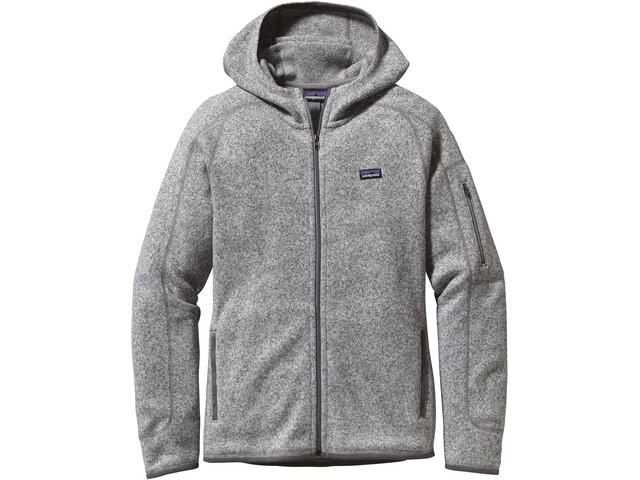 Patagonia Better Sweater Huppari Naiset, birch white